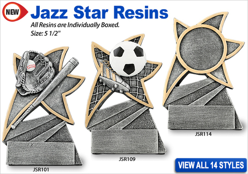 Jazz Star Resins